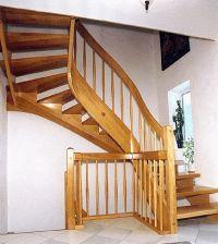Falépcső! Egyedi fa lépcsők csak Önnek.Egyenes,hajlított,lépcsők fából!