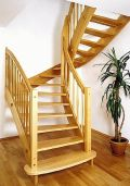 Kétkaru lépcső 3 tipus